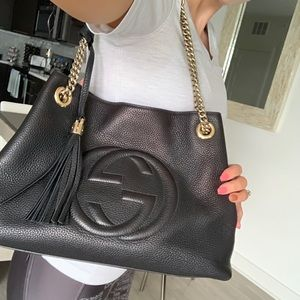 Gucci Soho medium chain bag